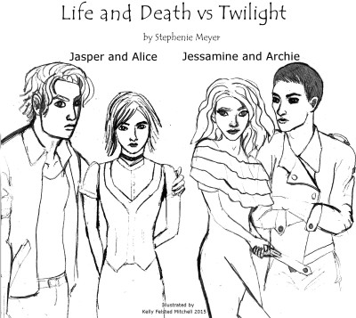 Jasper and Alice vs Jessamine and Archie